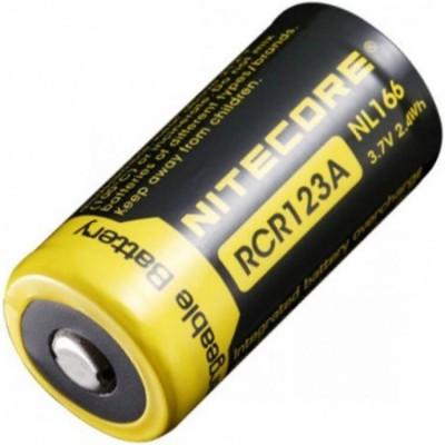 Аккумулятор NITECORE NL166 RCR123/16340