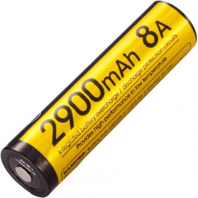 Аккумулятор NITECORE NL1829LTPH 18650 3.7v 2900mA