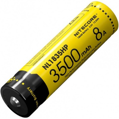 Аккумулятор NITECORE NL1835HP 18650 3500mA