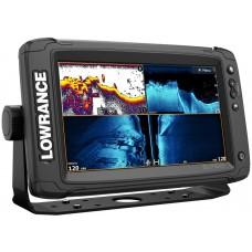 Эхолот - картплоттер Lowrance Elite-9 Ti2 с датчиком Active Imaging 3-в-1