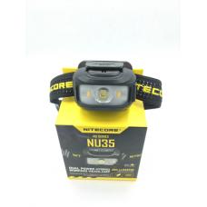 NITECORE NU35 CREE XP-G3 S3 LED Black