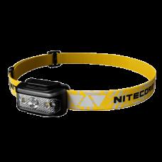 Налобный фонарь Nitecore NU17 Black