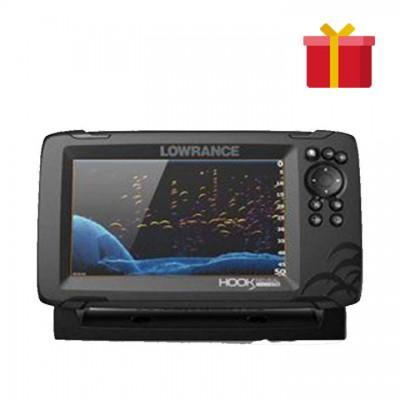 Lowrance Hook Reveal 7 HDI 83/200